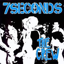 "7Seconds, in arrivo la ristampa di ""The Crew"" 1 - fanzine"