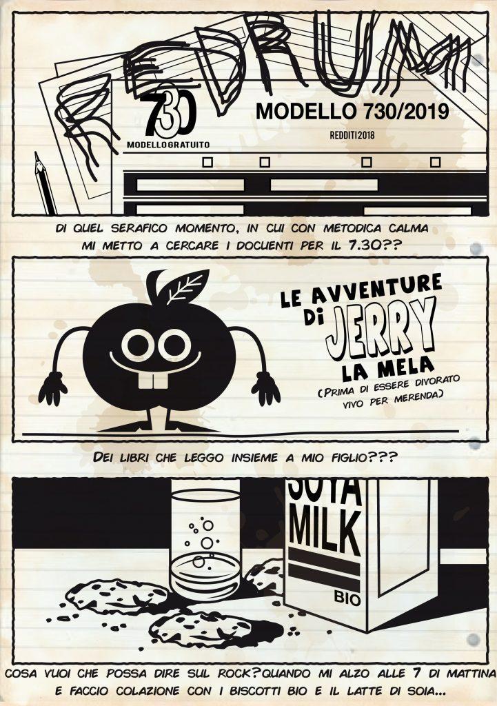 Alfabeto A 35 - fanzine