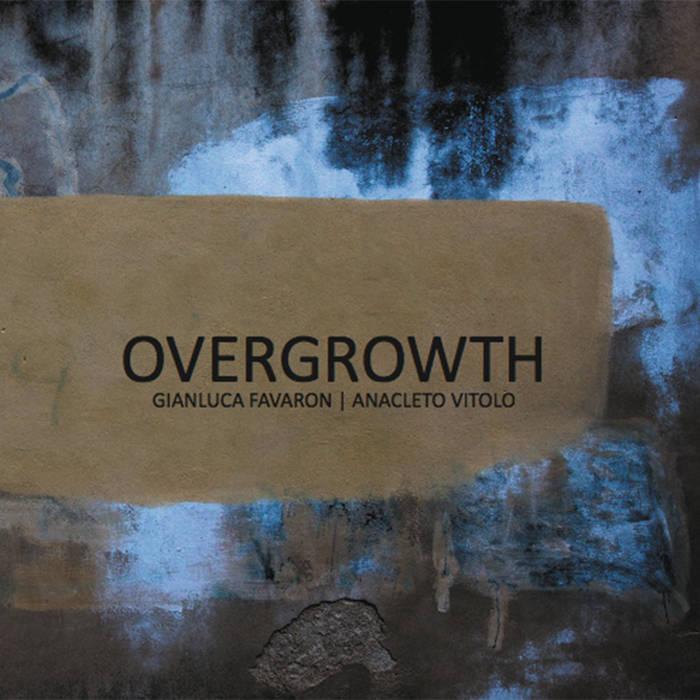 Anacleto Vitolo Gianluca Favaron - Overgrowth 3 - fanzine