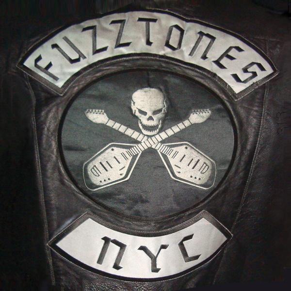 Fuzztones – NYC 2 - fanzine