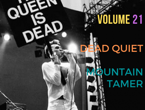 THE QUEEN IS DEAD VOLUME 21 3 - fanzine