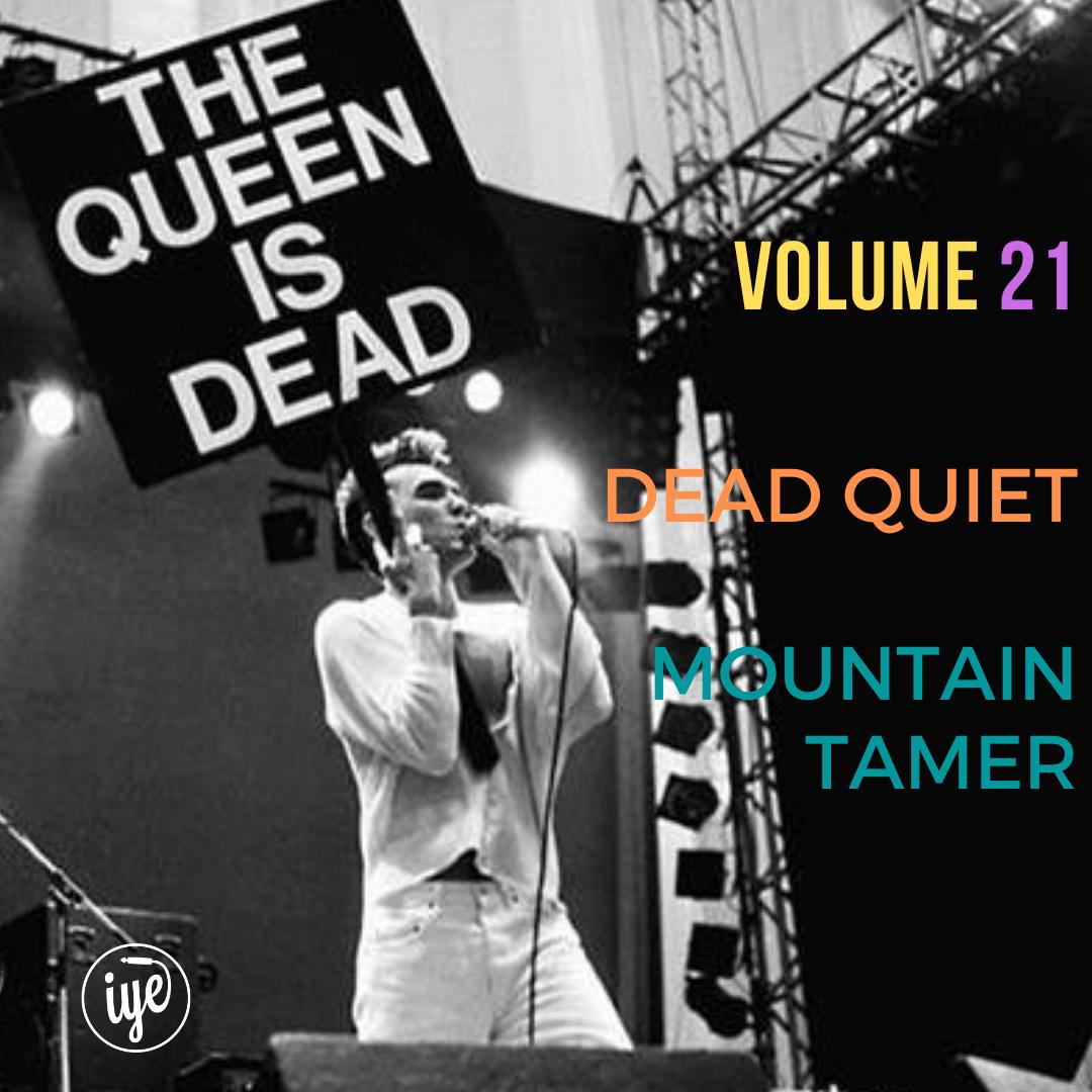 THE QUEEN IS DEAD VOLUME 21 3 - fanzine