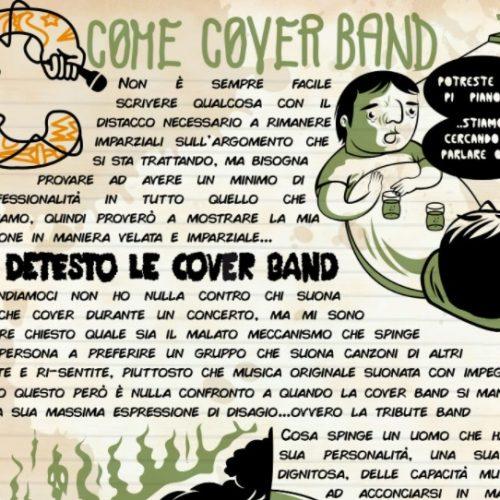 Alfabeto C come Coverband ! 3 - fanzine