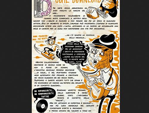 Alfabeto D 2 - fanzine
