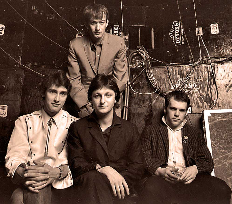 "Gang Of Four, in arrivo il boxset ""'77-81"" 1 - fanzine"