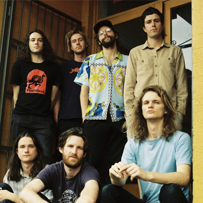 King Gizzard and The Lizard Wizard, pronti il nuovo album e un live 7 - fanzine