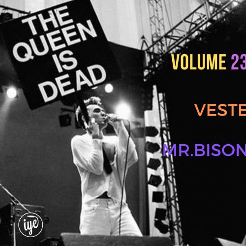 THE QUEEN IS DEAD VOLUME 23 - Vesta Mr.Bison 5 - fanzine