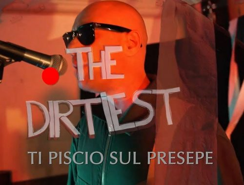 "the DIRTIEST ""Ti Piscio Sul Presepe"" 3 - fanzine"