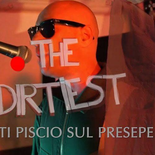 """the DIRTIEST """"Ti Piscio Sul Presepe"""" 10 - fanzine"""