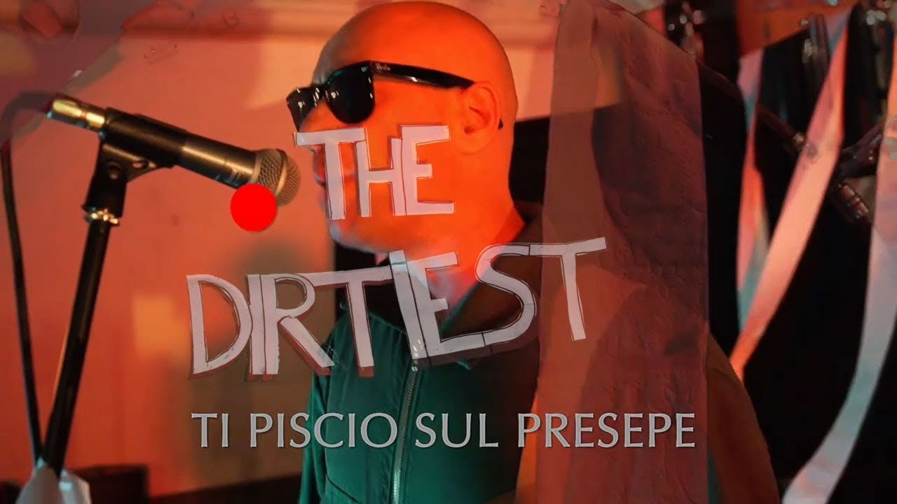 "the DIRTIEST ""Ti Piscio Sul Presepe"" 2 - fanzine"