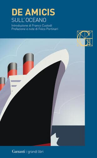 """Sull'oceano"" di Edmondo De Amicis 1 - fanzine"