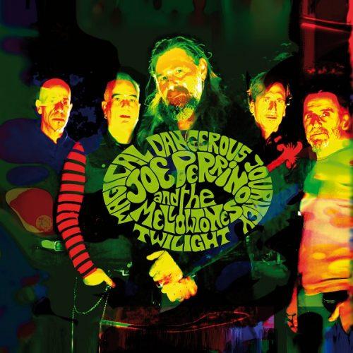 "Joe Perrino and the Mellowtones - Magical Dangerous Journey 7"""