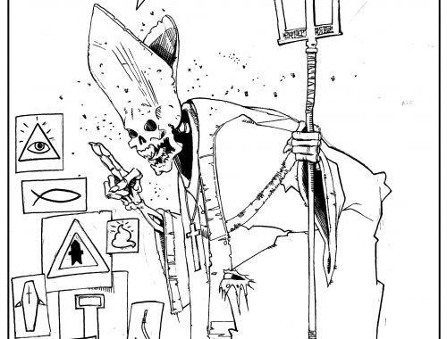 Skulllive 7 1 - fanzine