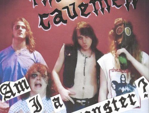 The Cavemen – Am I a monster? 3 - fanzine