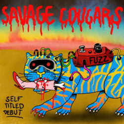 Savage Cougars - Self Title Debut