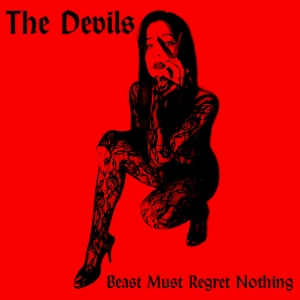 THE DEVILS – BEAST MUST REGRET NOTHING 1 - fanzine