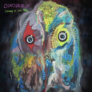 DINOSAUR JR. – SWEEP IT INTO SPACE 1 - fanzine