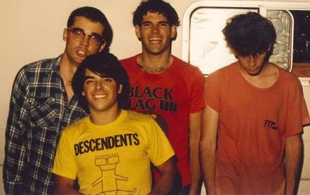 Descendents, a luglio il nuovo album. Ascolta il primo singolo 7 - fanzine