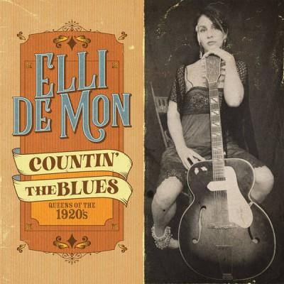 ELLI DE MON – COUNTIN' THE BLUES 2 - fanzine