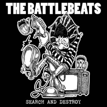 BATTLEBEATS – SEARCH AND DESTROY 1 - fanzine
