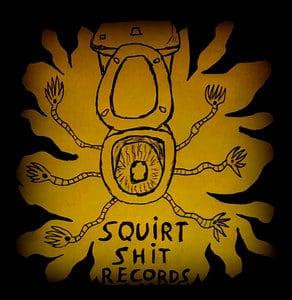 Sottoscala Pandemico#2: Squirt Shit Records 5 - fanzine