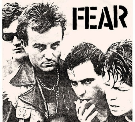 """RSD 2021, ristampato """"The Record"""" dei Fear 1 - fanzine"""