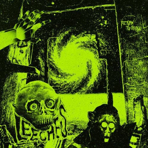 """Leeches """"Return to Sludge""""- 2021, autoprodotto 1 - fanzine"""