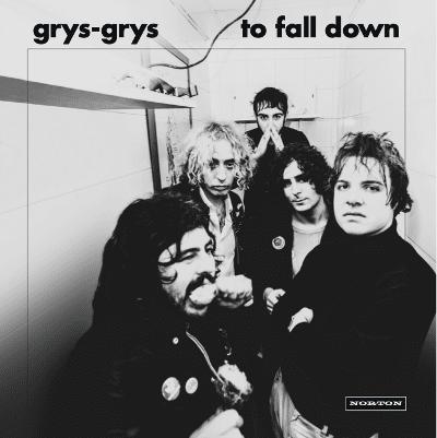 LES GRYS-GRYS – TO FALL DOWN 6 - fanzine