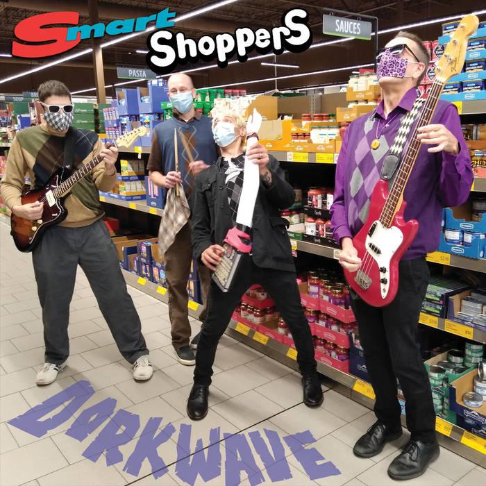 Smart Shoppers - Dorkwave 3 - fanzine