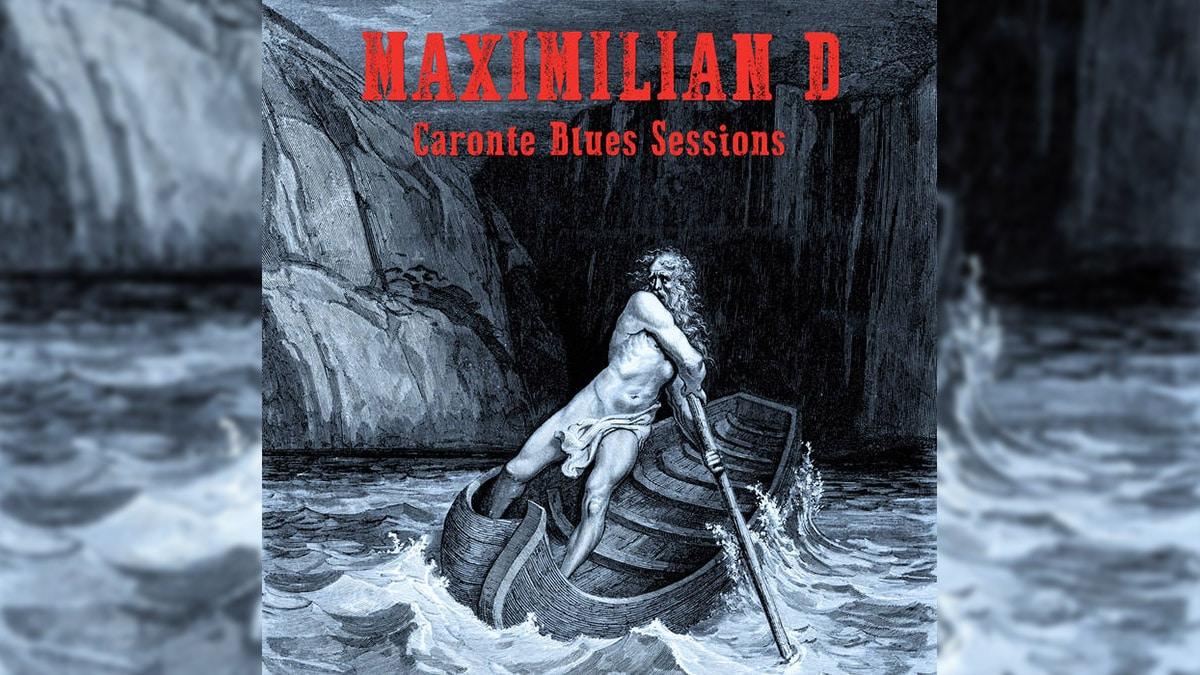 Maximilian D - Caronte Blues Sessions 1 - fanzine