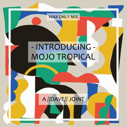 INTRODUCING MOJO TROPICAL 1 - fanzine