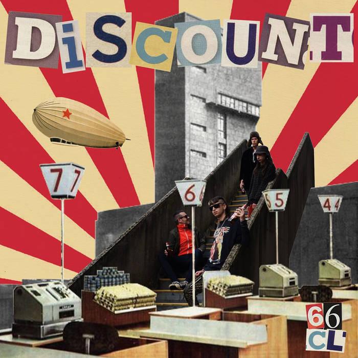 """66cl - """"Discount"""", 2021 - Autoproduzione 1 - fanzine"""